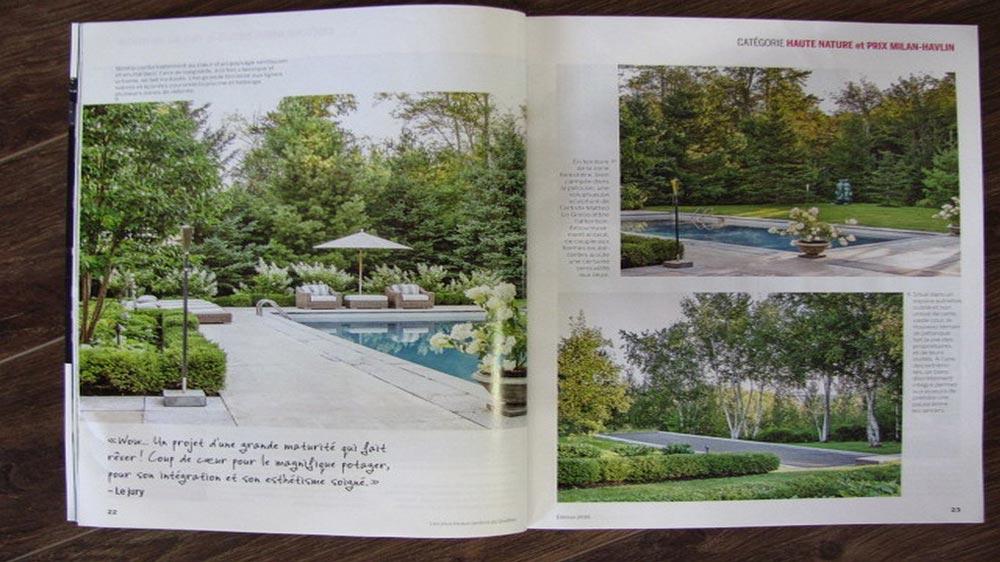 2016 Les Plus Beaux Jardins du Québec | StuartWebsterDesign